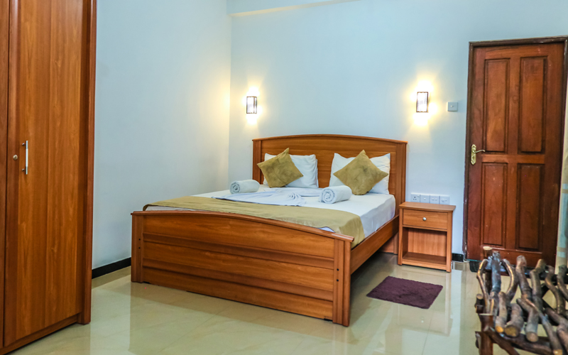 Deluxe Double Rooms at La Ella Breeze
