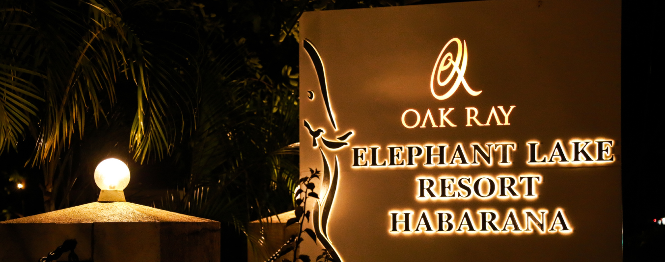 Welcome to Oak Ray Elephant Lake Resort