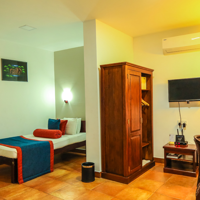 Fully Equipped Superior Deluxe Room