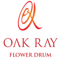 Oak Ray Flower Drum