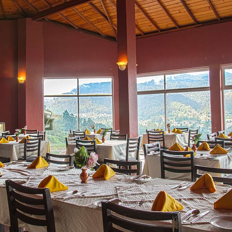 Restaurant Arrangements in Oak Ray Summer Hill Breeze Nuwara Eliya
