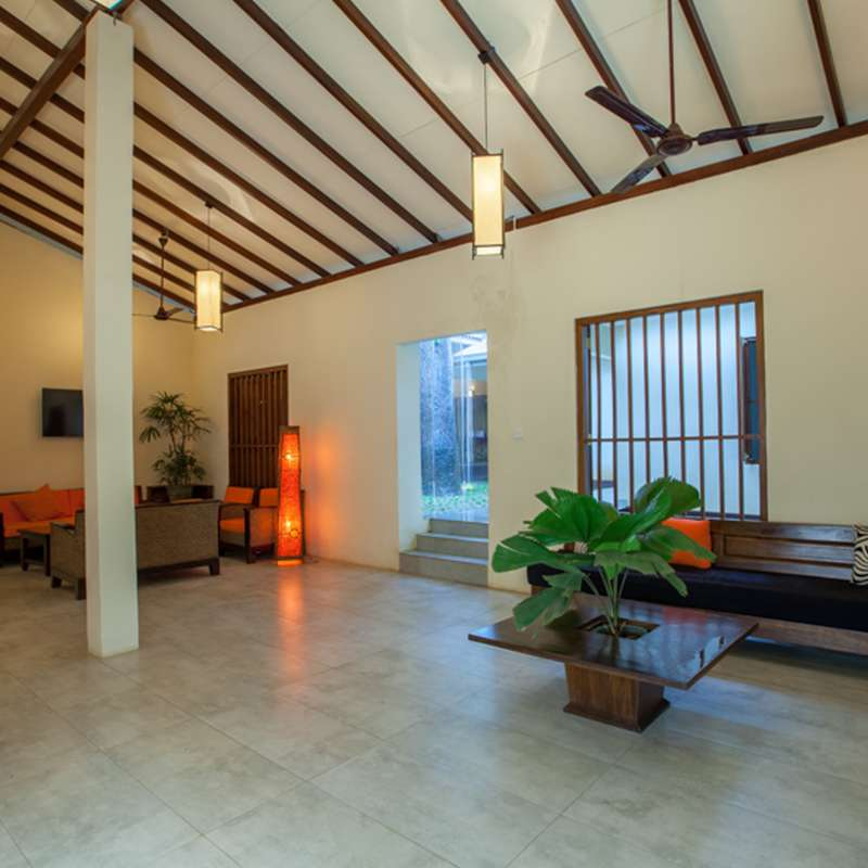 Pelwehera Village Resort Lobby