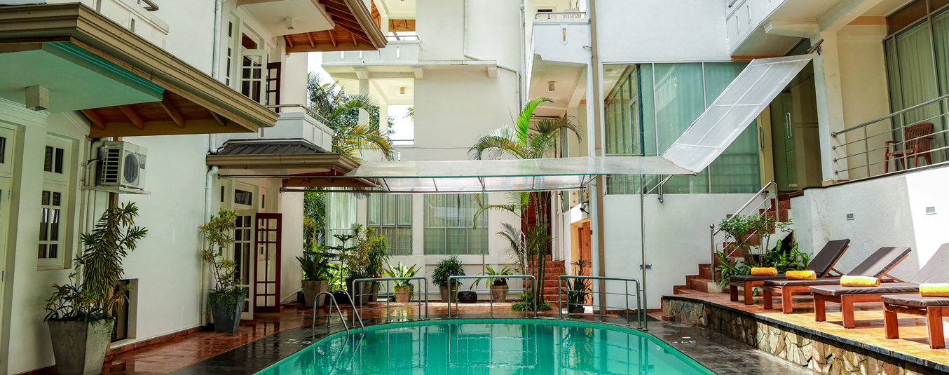 Swimming Pool at Oak Ray Serene Garden