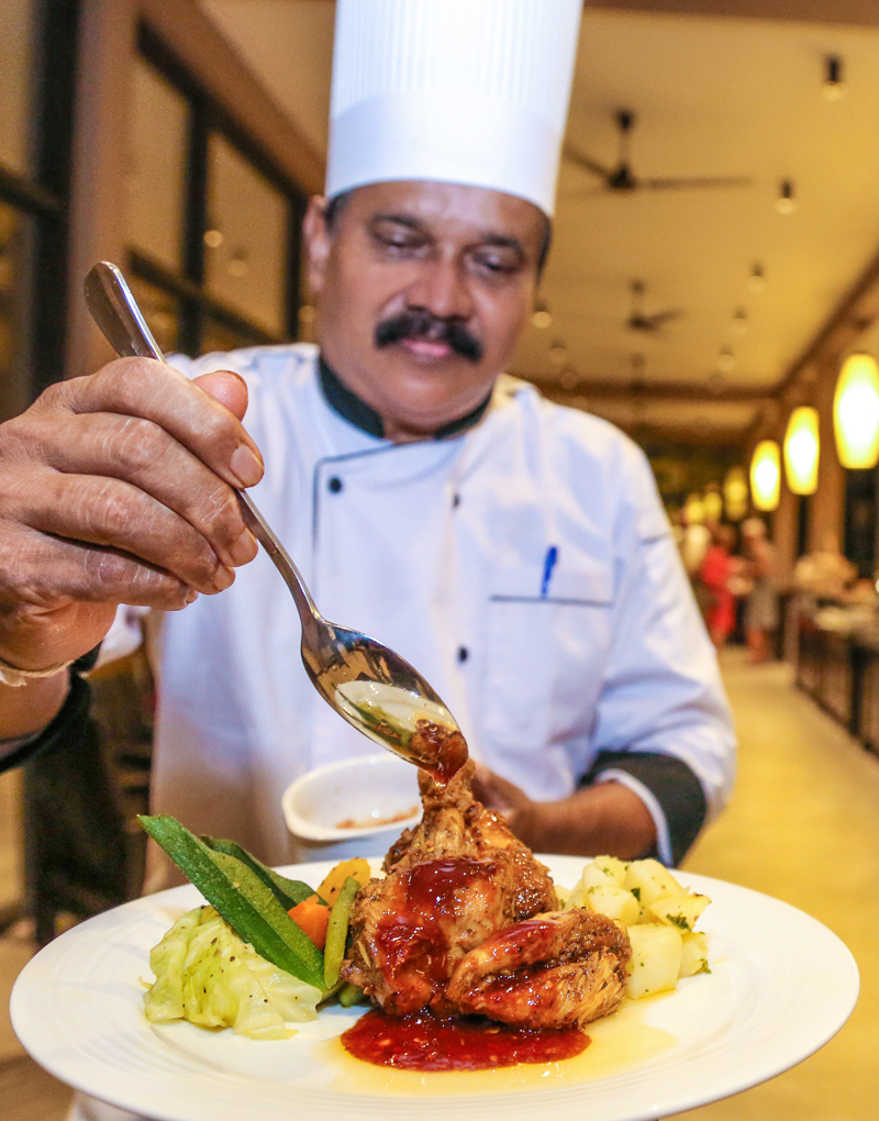 Mouthwatering Cuisines